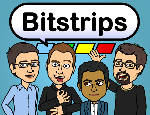 how to create a bitstrip character