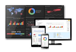 Klipfolio-Business-Dashboards