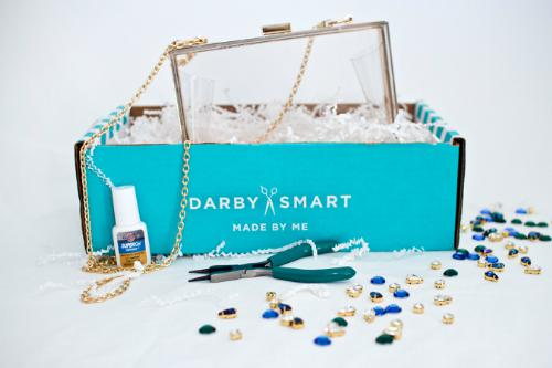 Darby Smart Create Your Own Clutch