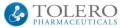 tolero_pharmaceuticals
