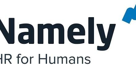 Namely logo (PRNewsFoto/Namely)