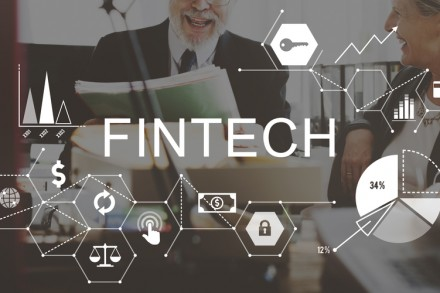 Fintech Investment Financial Internet Technology Concept
