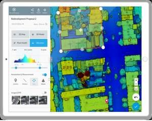 DroneDeploy-Elevationmapexample