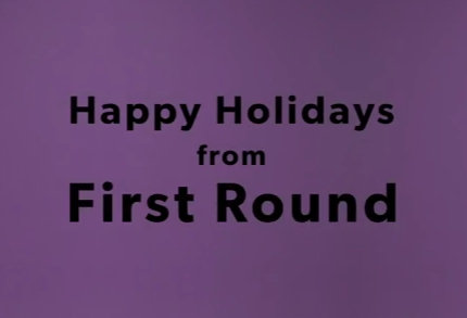 First Round Holiday Parody Video 2016  Just be a Founder   YouTube