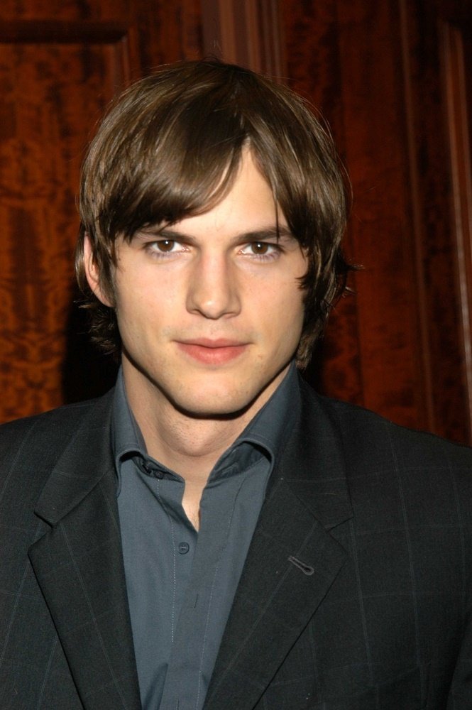 Ashton Kutcher and Guy...