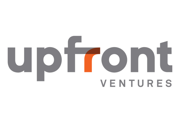 Image result for upfront ventures logo