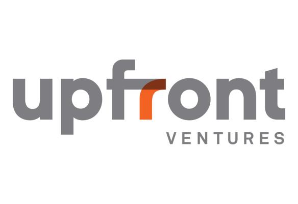 Image result for upfront ventures logo