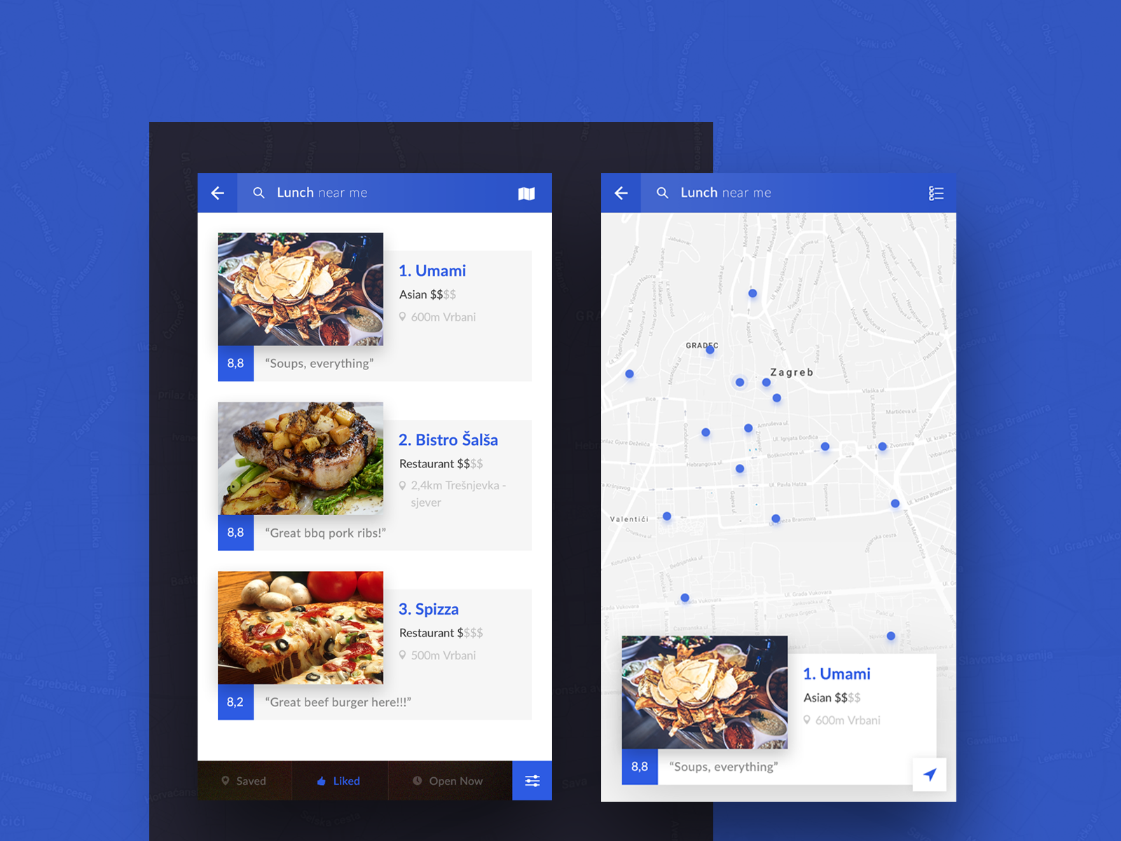 App Android Eatery Restaurant Food Lulu