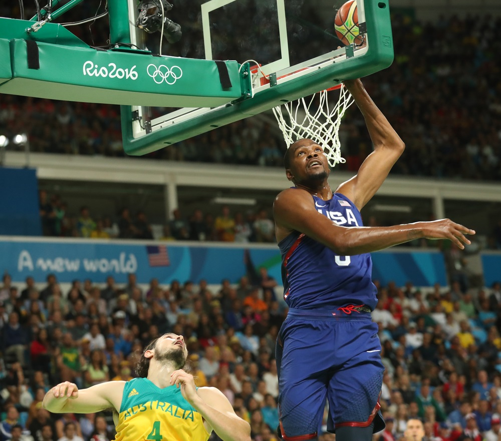 db6849a5f574 NBA Star Kevin Durant Makes Investment in CerraCap Ventures